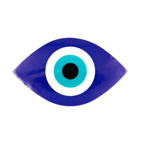 Evil Eye Vinyl Sticker