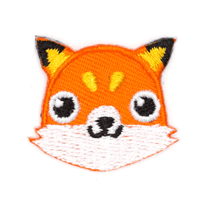 Fox Sticker Patch