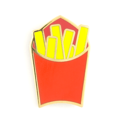 Fries Pin