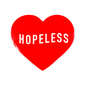 Hopeless Vinyl Sticker