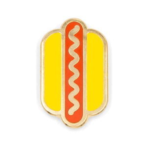 Hot Dog Pin