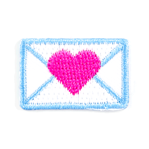 Love Letter Sticker Patch
