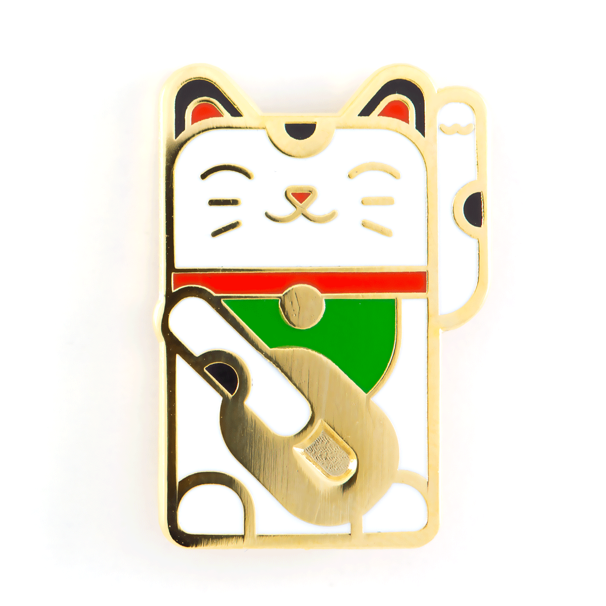 Lucky Cat Pin