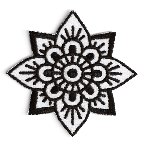Mandala Flower Patch