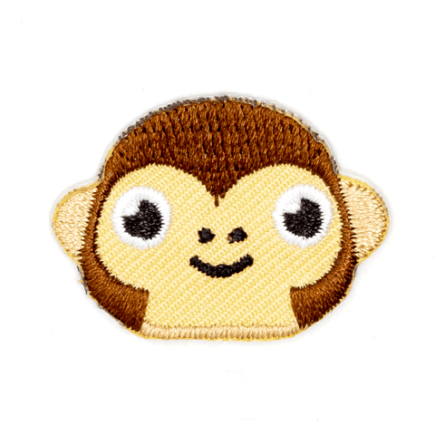 Monkey Sticker Patch
