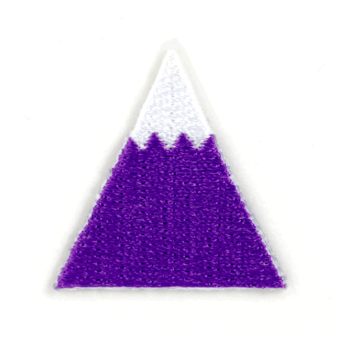 Mountain Sticker Patch