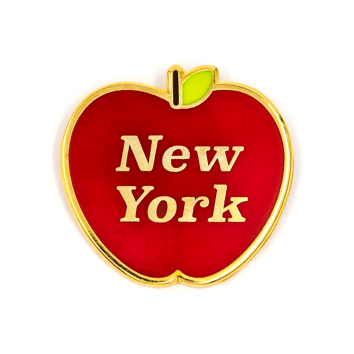 NYC Apple Pin