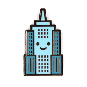 NYC Empire State Baby Pin