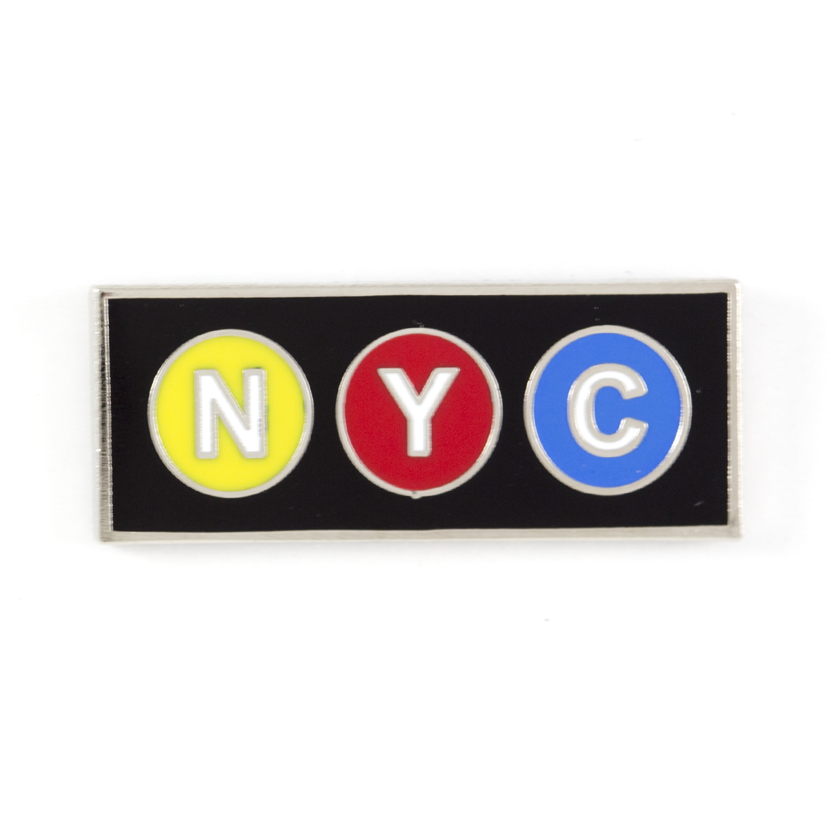 NYC Subway Pin