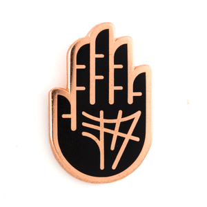 Palm Reader Pin