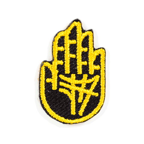 Palm Reader Sticker Patch