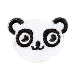 Panda Bear Sticker Patch