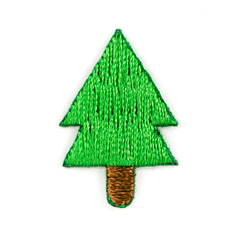 Pine Tree Sticker Patch