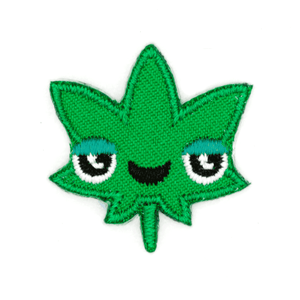 Pot Face Sticker Patch