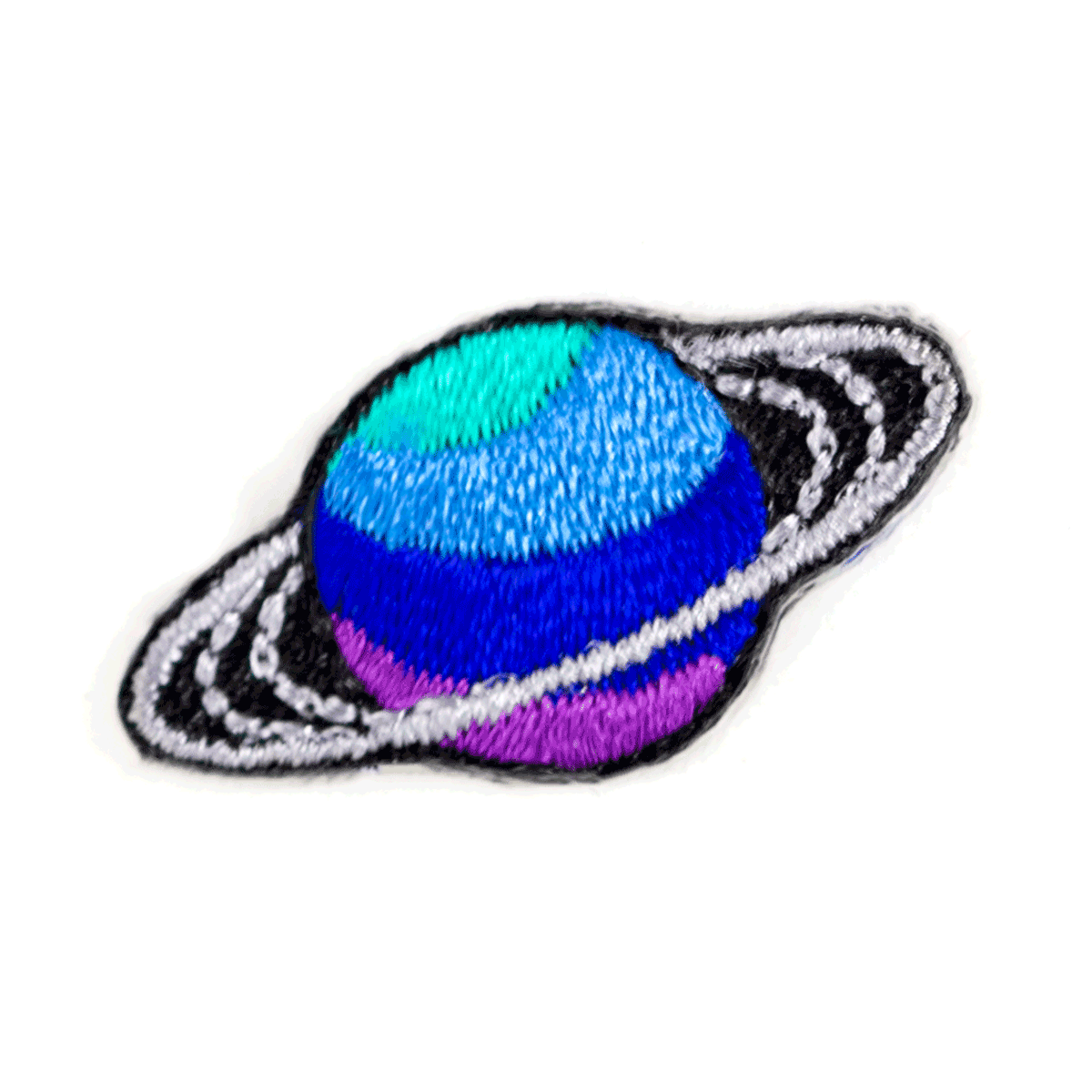 Saturn Sticker Patch