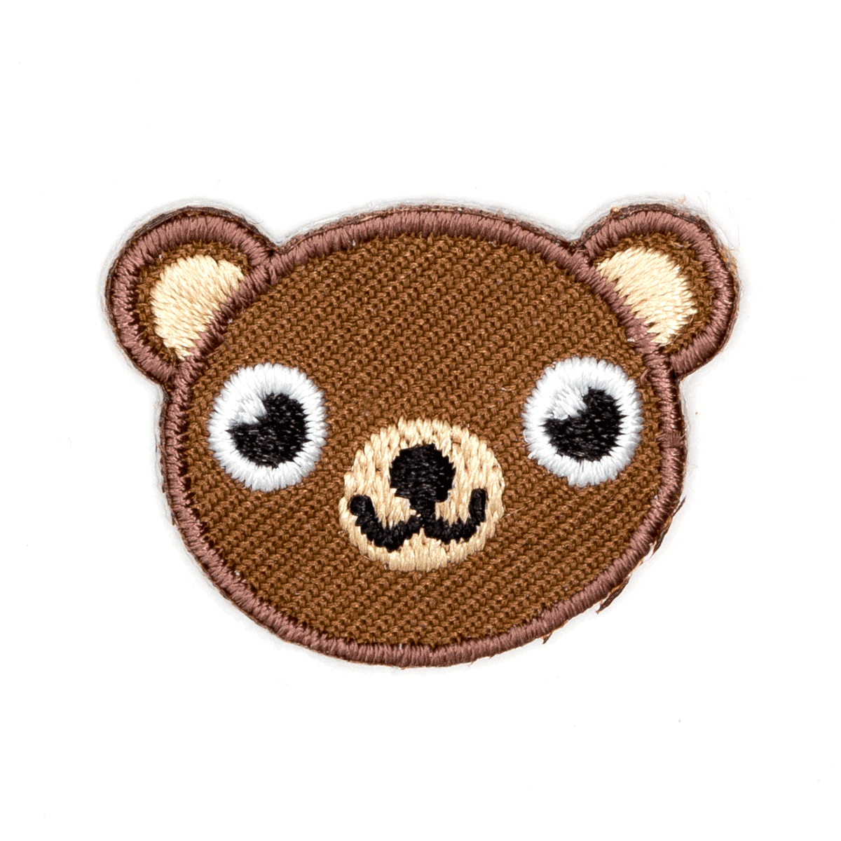 Teddy Bear Sticker Patch