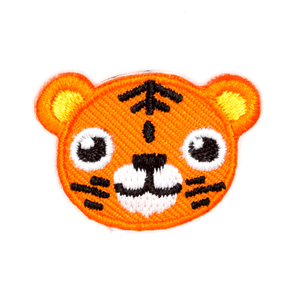 Tiger Sticker Patch