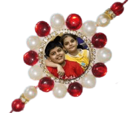 Personalized Photo Rakhi