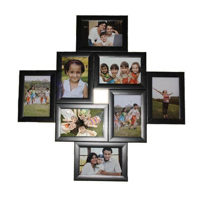 Eight picture Wall Frame in 4x6
