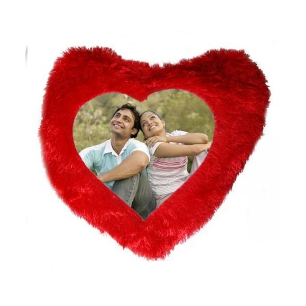 Red Heart Pillow new year gift for husband