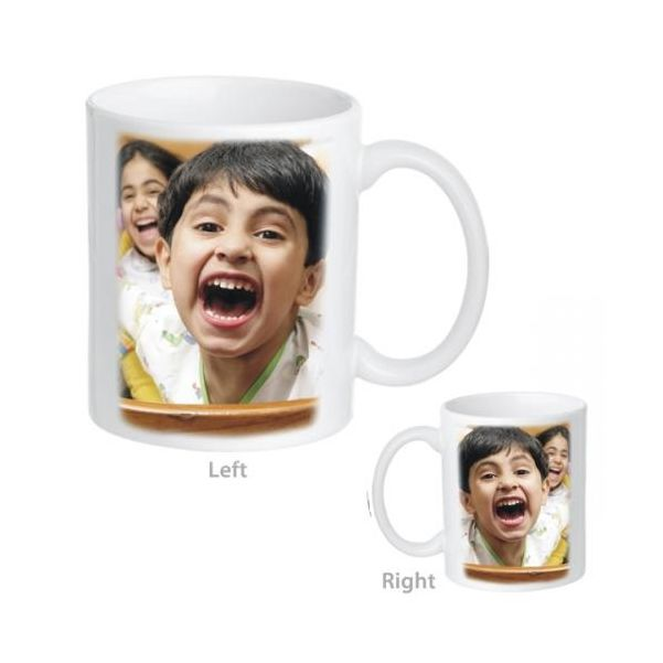 White Mug  - Expressluv.in