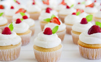 Vanilla Cup Cakes - 15 Piece  - Expressluv.in