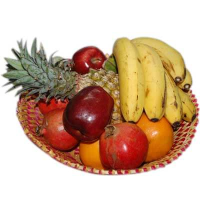 Mini and Healthy Fruit Basket