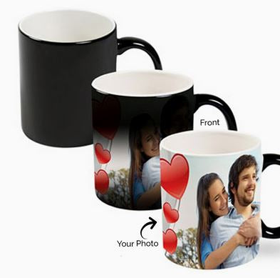 Suprise Magic Mug  - Expressluv.in