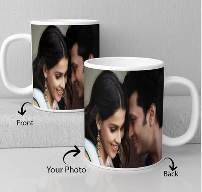 Couple Mug, personalised mugs valentines day  - Expressluv.in