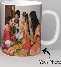 Family Mug with photo online delivery  - Expressluv.in