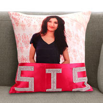 Personalized Soft Pillow  - Expressluv.in