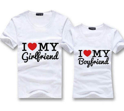Girl Friend and Boy Friend TShirt