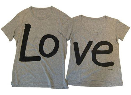 Couple Love t-shirt, order best t-shirt for couple, couple t-shirt online delivery - Expressluv.in