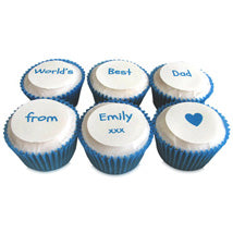 Dad's Cup Cakes  - Expressluv.in