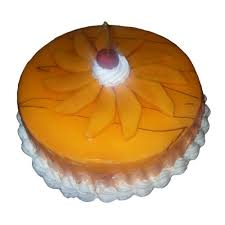 Mango Flavour Cake  - Expressluv.in