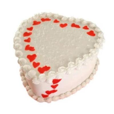 Lovely Vanilla Cake  - Expressluv.in