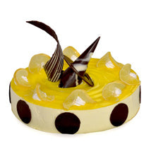 Yellow Tangy Cake  - Expressluv.in