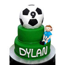 Soccer Player Cake  - Expressluv.in