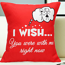 Miss You Pillow  - Expressluv.in