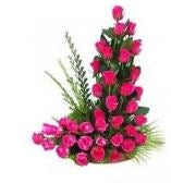 Elegant Pink Roses  - Expressluv.in