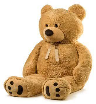 Large Teddy Bear 5.5 feet to 6 feet, large teddy bear online  - Expressluv.in