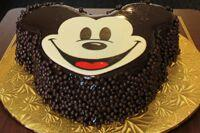 Mickey with Choco Chips