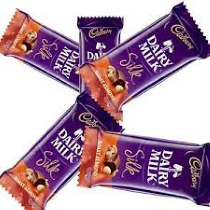 Dairy Milk Silk Chocolates - 5