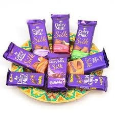 Dairy Milk treat, Cadbury Dairy Milk Silk Combo Pack - Expressluv.in