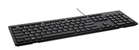 DELL Wired Multimedia USB Keyboard