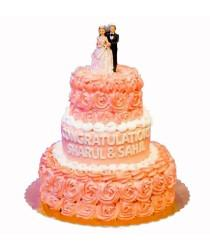 Wedding Cake for Special  - Expressluv.in