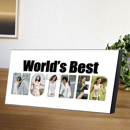 World's Best Daddy Photo Frame  - Expressluv.in