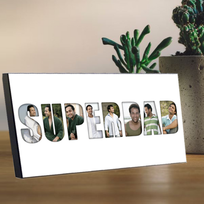 Super Dad Photo Frame  - Expressluv.in