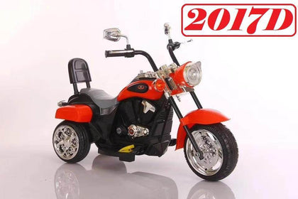 Battery Operated Bike - RedColor