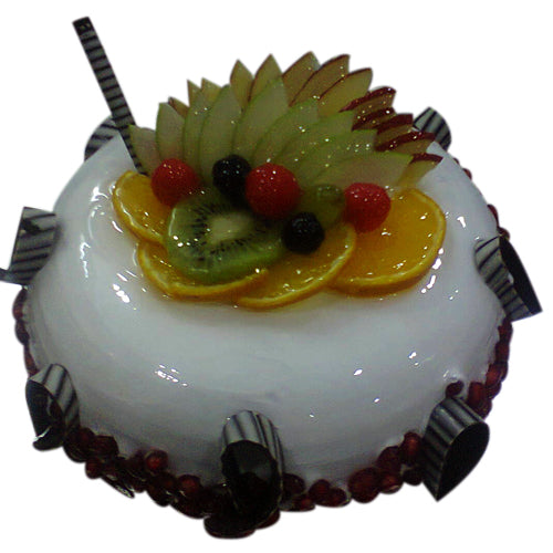 White Jelly Cake  - Expressluv.in